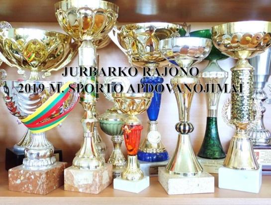Geriausių 2019 metų rajono sportininkų apdovanojimuose palikta intriga