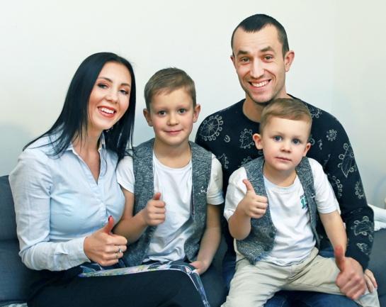 Jaunųjų verslininkų šeima skaičiuoja ne pinigus, o kartu praleistas akimirkas
