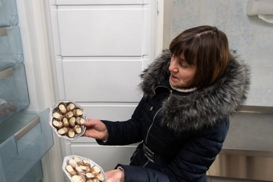 Panevėžio rajone auginamos sraigės skinasi kelią į populiarumą
