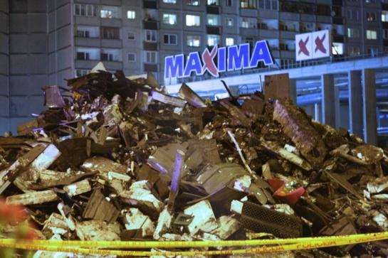 """Teismas paskelbė verdiktą dėl """"Maximos"""" tragedijos Rygoje"""