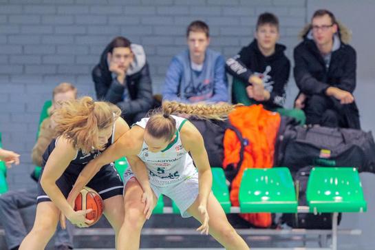 """""""Aistės-LSMU"""" iškovojo kelialapį į Baltijos čempionato finalinį ketvertą"""