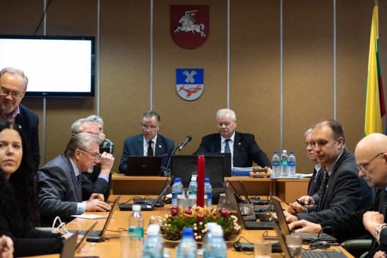 Panevėžio rajono taryba patvirtino biudžetą: jis – be deficito