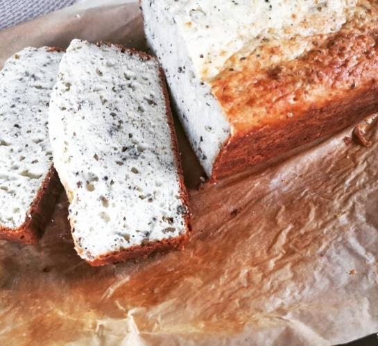 Varškės duona be gliuteno - figūrai dailinti ir sveikatai palaikyti
