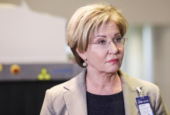 R. Lingienė: turime per 20 išplitusių koronaviruso židinių Lietuvoje