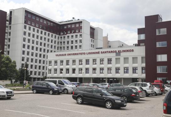 Nustatyta, kad iš Santaros klinikų pabėgusi moteris serga koronavirusu