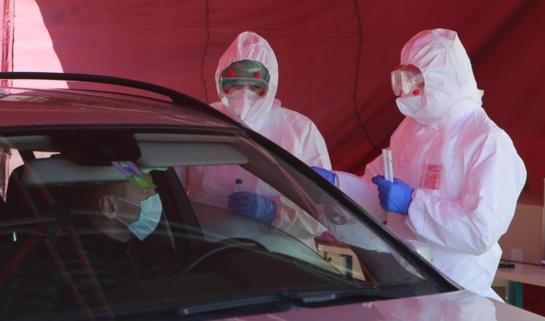 G. Surplys apie koronaviruso židiniu tapusią Ukmergę: nustatyti 400 asmenų, turėjusių sąlytį su užsikrėtusiaisiais