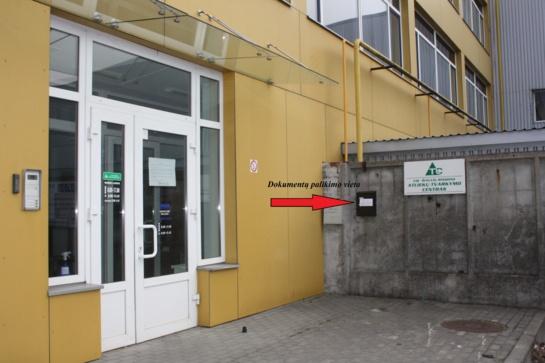 """VšĮ """"Šiaulių regiono atliekų tvarkymo centras"""" darbo tvarka nuo 2020 m. balandžio 27 d."""