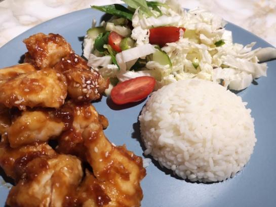 Kiniška vištiena per 20 minučių: jokio vargo ir puikus skonis