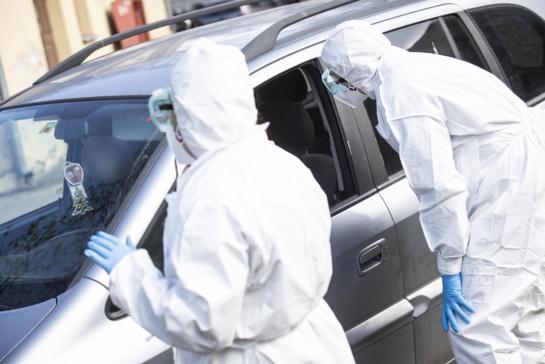 Pusė naujų koronaviruso atvejų patvirtinta Kauno apskrityje