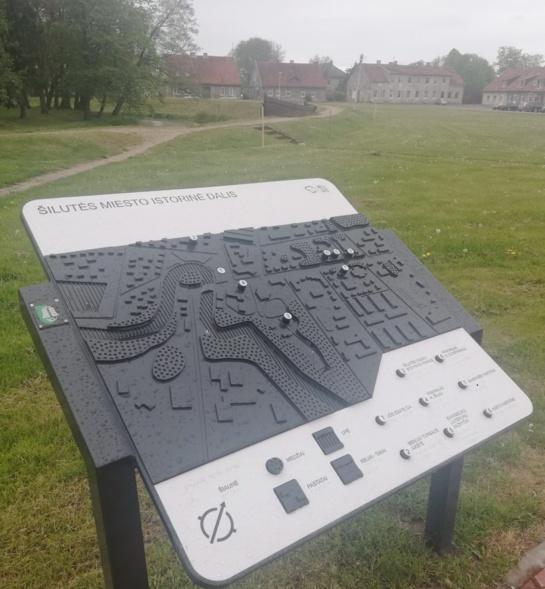 Pirmieji Šilutę šiemet aplankė turistai iš Joniškio