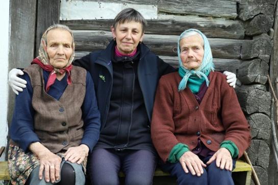 Pas vienišus senelius – net į atokiausius kaimus