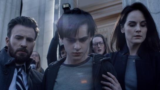 """Serialo apžvalga: """"Defending Jacob"""" (2020)"""