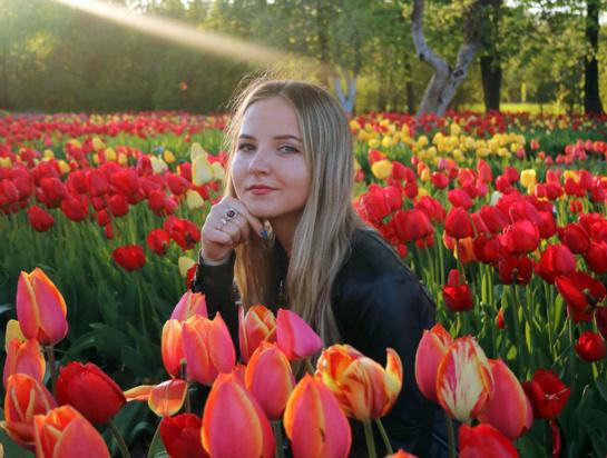 """Magistrantė Karolina Kudriavcevaitė: """"Jaunesnės kartos pedagogai į vaikus žvelgia kaip į lygiaverčius ugdymo dalyvius"""""""