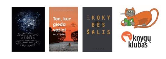 Ką skaityti vasarą?