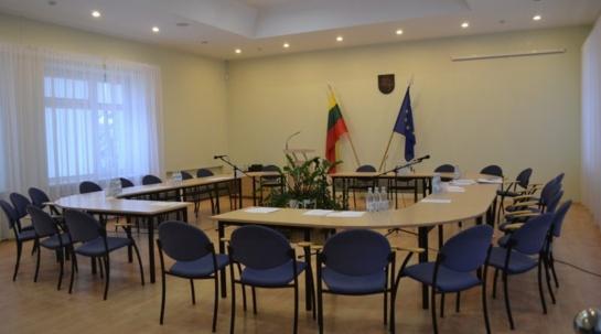Birželio tarybos posėdyje svarstyti 22 klausimai