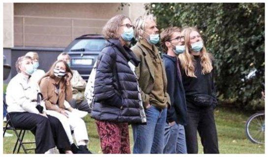 COVID-19 infekcijos protrūkis – Vilkaviškio rajono įmonėje