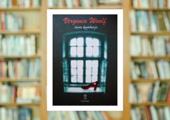 """Virginia Woolf """"Savas kambarys"""""""