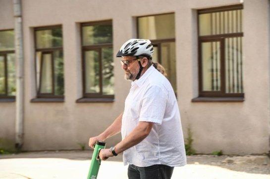 Šiandien Panevėžyje – diena be automobilio