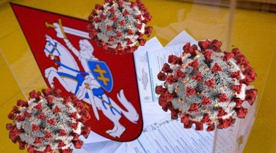 Dėl COVID-19 performojuojama viena rinkimų apylinkė Širvintų rajone