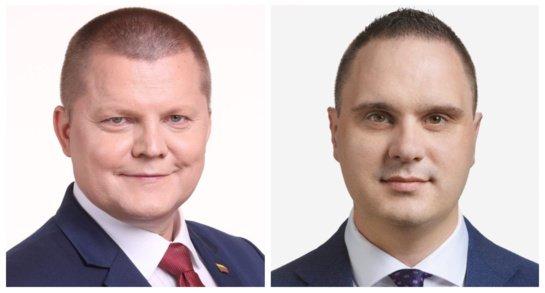 Marijampolės apygardoje išrinktas Seimo narys