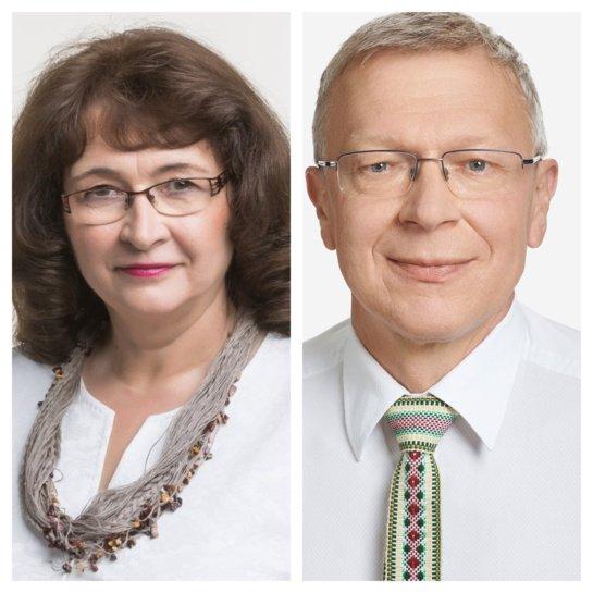 Šiaulių krašto (Nr.45) apygardoje laimėjo R. Baškienė