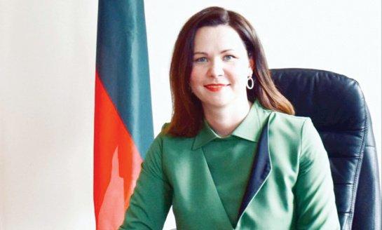 """A. Miškinienė: """"2020 metai Lazdijų rajone: stoties atsinaujinimas, ilgai lauktos investicijos ir išskirtinis įvertinimas"""""""