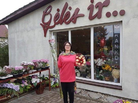 Veiviržėniškės gėlės – įvairioms progoms