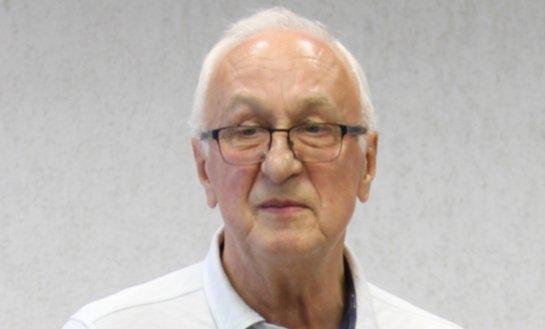 Sidabro garbės ženklas – sporto veteranui Vygandui Valiukevičiui