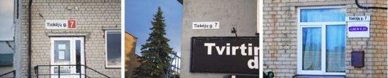 Ar žinai, kad Kretingoje net trys įstaigos pažymėtos tuo pačiu adresu?