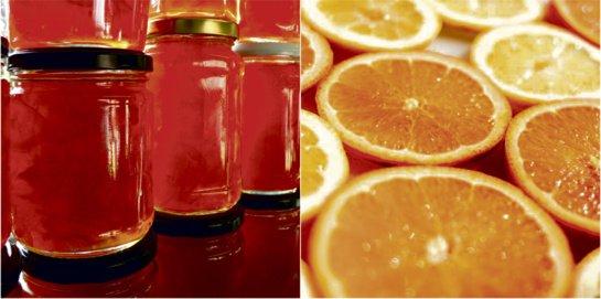 Apelsinų džemas - dovana, kurią galėsite išsiųsti giminėms ir draugams
