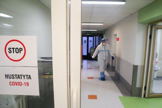 Per praėjusią parą nustatyti 773 nauji COVID-19 atvejai, mirė 18 žmonių (PAPILDYTA)