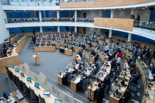 Seimui antradienį bus pateikti du atskiri projektai dėl tiesioginių merų rinkimų įteisinimo: susilaukė teisininkų pastabų