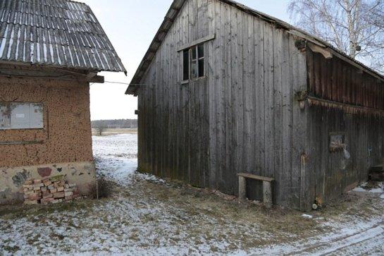 Ūkinį pastatą uždegė nuomininkas