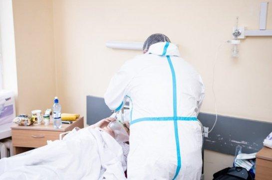 Panevėžio ligoninėje gydomi 92 COVID-19 sergantys pacientai
