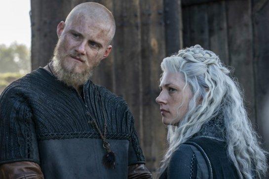 """Serialo apžvalga: """"Vikingai"""""""