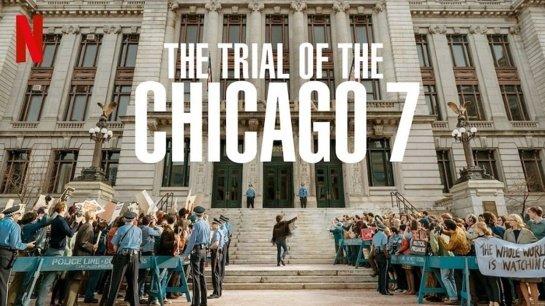 """Filmo apžvalga: """"The Trial of the Chicago 7"""" (2020)"""
