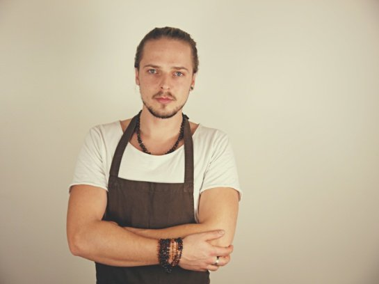 """Virtuvės šefas Bernardas Anužis: """"Karantino metu turiu galimybę nuveikti tai, kam prieš tai neatrasdavau laiko"""""""