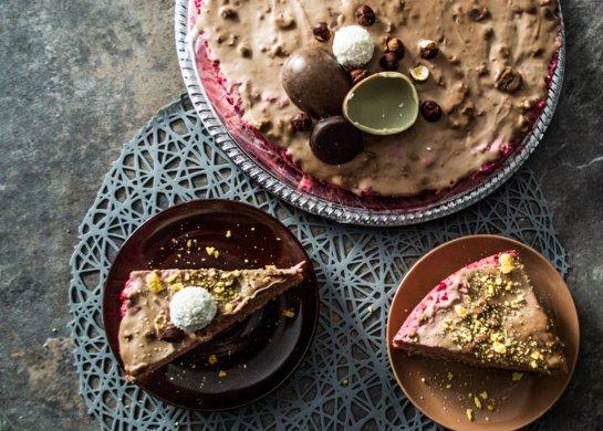 Uogų tortas: lengvas, gaivus ir be proto skanus