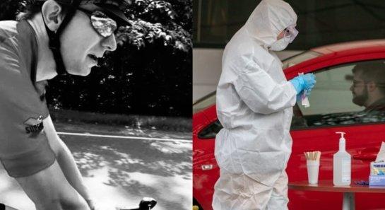 Svarbiausi savaitgalio įvykiai: metai su pandemija ir nuskendęs treneris