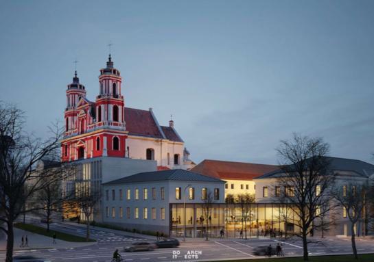 Istoriniam Vilniaus kvartalui – 45 milijonų eurų investicija