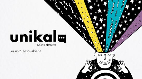 Etaplius.lt naujienų platformoje startuoja nauja tinklalaidė #UNIKALU