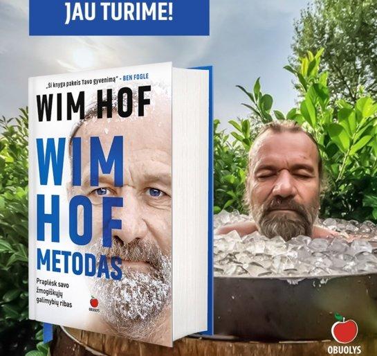 WIM HOF METODAS: praplėsk savo žmogiškųjų galimybių ribas