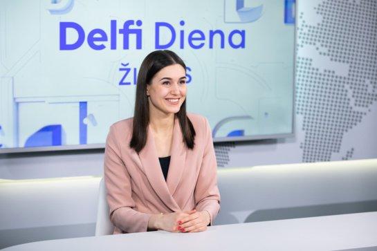 """""""Delfi diena"""" – apie tai, kas vyksta dabar"""