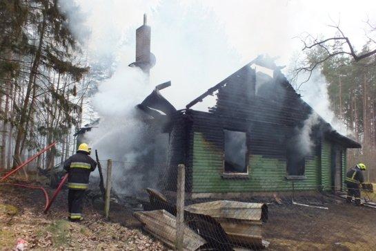Gal dūmų detektorius būtų išgelbėjęs nuo gaisro