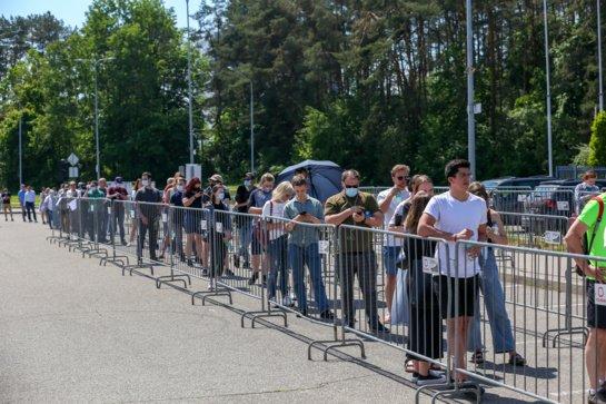 Lietuvoje nustatytas 61 naujas koronaviruso infekcijos atvejis