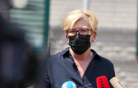 I. Šimonytė dalyvavo EVT parengiamajame susitikime, kurį organizavo Europos liaudies partija
