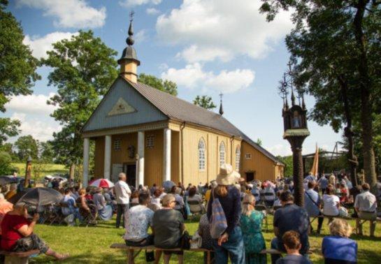 Publikos itin pamėgtas Paberžės muzikos festivalis sugrįžta