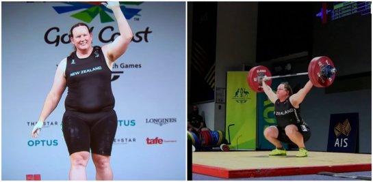 Laurel Hubbard taps pirmąja translyte, dalyvausiančia olimpinėse žaidynėse
