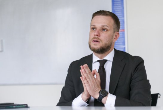 G. Landsbergis ragina solidarizuotis su Baltarusijoje sulaikytais ir įkalintais žurnalistais, siekti jų išlaisvinimo