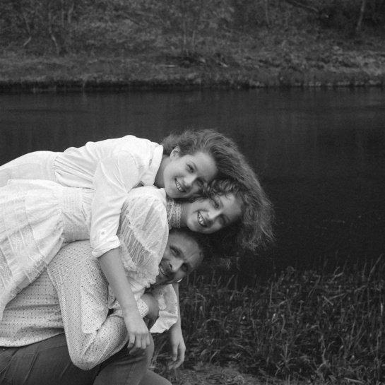 Septyni žingsniai, kurie tėvams padės kurti gerus santykius su vaikais
